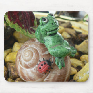 enchating decoration FROG Mouse Pads