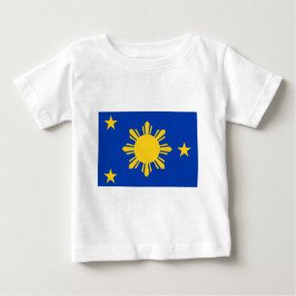Enchufe naval de Filipinas Camisas
