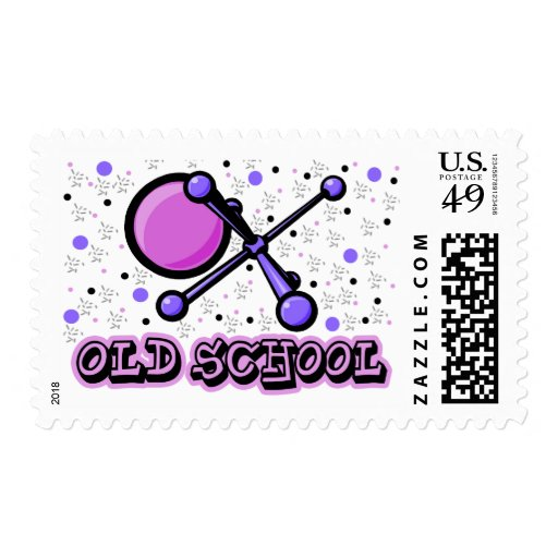 enchufes de la escuela vieja franqueo
