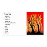 Encienda la pintura de aerosol v1 que pinta tarjetas de visita
