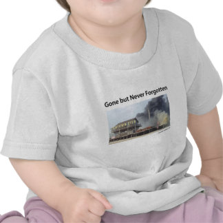 Encienda las rabias a lo largo del paseo marítimo  camiseta
