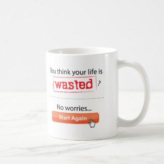 Encienda otra vez la taza