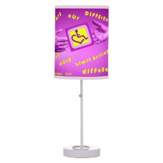 ¡Encienda para arriba el cuarto! Celebre sus Lámpara De Mesilla De Noche