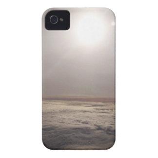 """""""Encima aquí"""" del caso de Iphone Carcasa Para iPhone 4"""