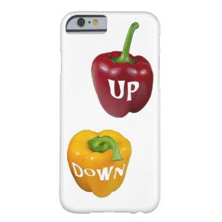 Encima de abajo encajone funda barely there iPhone 6