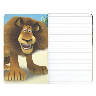 Encima de Alex cercano Cuadernos Grapados