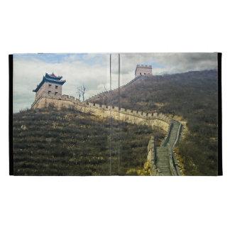 Encima de la Gran Muralla