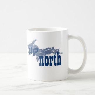 ENCIMA de Michigan encima de la taza del norte de