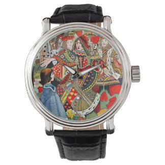 Encima de usted la cosa perezosa dice a la reina a relojes de mano