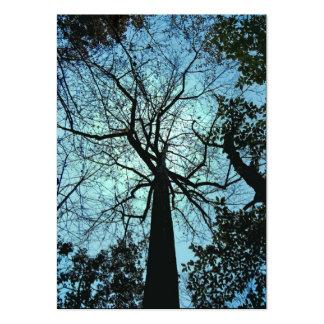 Encima del ATC del árbol Tarjeta De Negocio