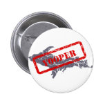 ENCIMA del botón de Michigan Yooper Pins