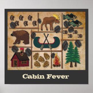 Encima del norte - fiebre de la cabina impresiones