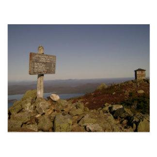Encima del pico de Avery Tarjetas Postales