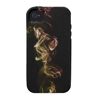 Encima en de humo iPhone 4 funda