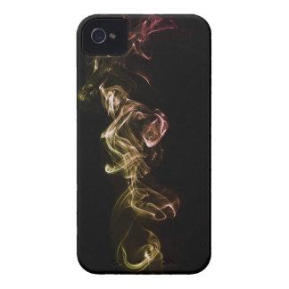 Encima en de humo iPhone 4 coberturas