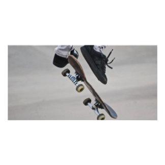 Encima en del aire tarjetas fotograficas personalizadas