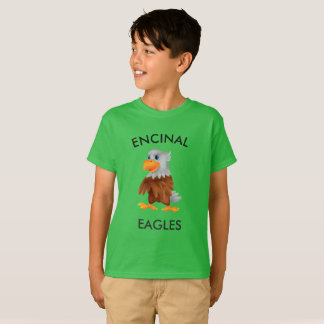 Encinal Eagle Green Eddie T-shirt