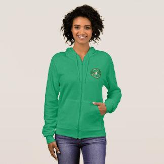 Encinal Eddie Zip Up Hooded Sweatshirt