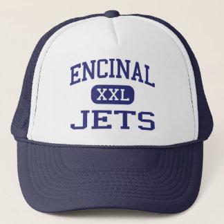 Encinal - Jets - High School - Alameda California Trucker Hat