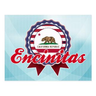 Encinitas, CA Post Card