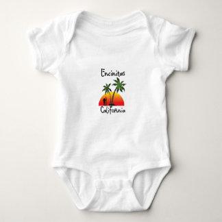 Encinitas California. Baby Bodysuit