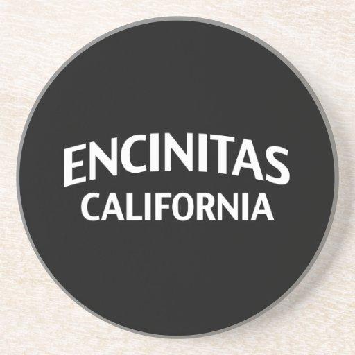 Encinitas California Beverage Coaster
