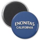 Encinitas California Fridge Magnet