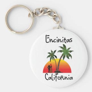Encinitas California. Keychain