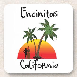 Encinitas California Posavasos De Bebidas