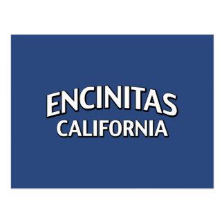 Encinitas California Post Card