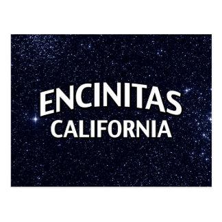 Encinitas California Postcard