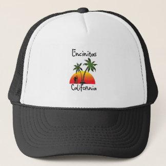 Encinitas California. Trucker Hat