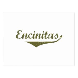 Encinitas Revolution t shirts Postcard