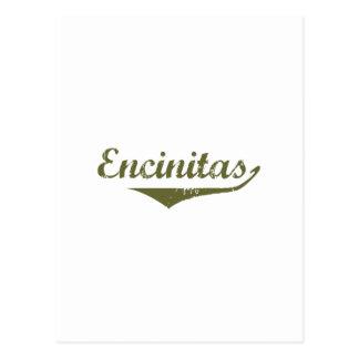 Encinitas Revolution t shirts Postcards