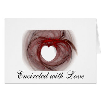 Encircled with Love Card