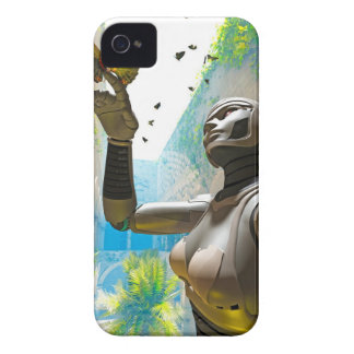 Enclave of Original Thought - Blackberry Case-Mate iPhone 4 Cover