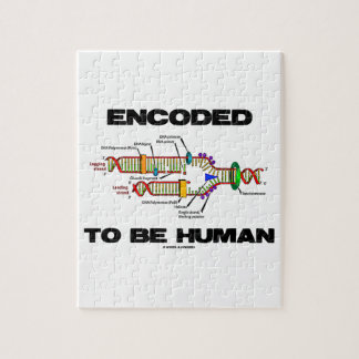 Encoded To Be Human (DNA Replication) Puzzles