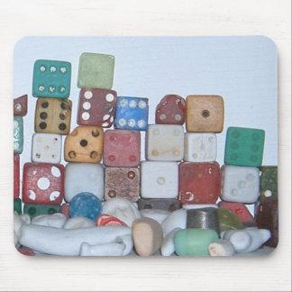 Encontrado en los objetos encontrados playa mouse pad