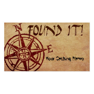 ¡Encontrado le! licencia-detrás de tarjeta de Tarjetas De Visita