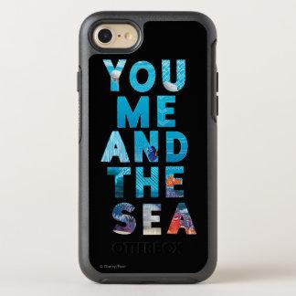Encontrando el Dory el | usted yo y el mar Funda OtterBox Symmetry Para iPhone 7