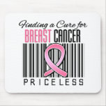 Encontrando una curación para el cáncer de pecho I Tapetes De Ratón