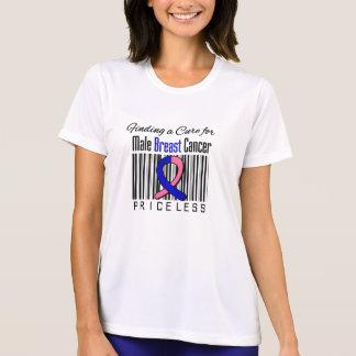 Encontrando una curación para el cáncer de pecho m camisetas