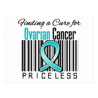 Encontrando una curación para el cáncer ovárico IN Tarjetas Postales