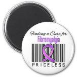 Encontrando una curación para el Fibromyalgia INES Iman Para Frigorífico