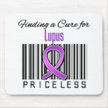 Encontrando una curación para el lupus INESTIMABLE Tapete De Ratón