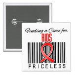 Encontrando una curación para el SIDA INESTIMABLE Pin