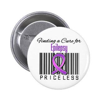 Encontrando una curación para la epilepsia INESTIM Pins