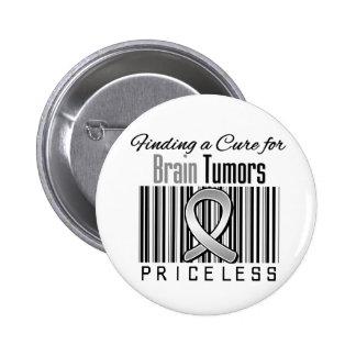 Encontrando una curación para los tumores cerebral pins