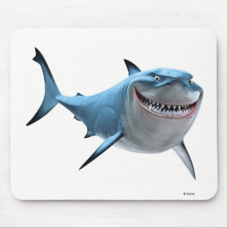 Encontrar a Bruce de Nemo Tapete De Ratón