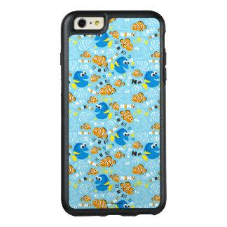 Encontrar el Dory de Nemo el | y el modelo de Nemo Funda Otterbox Para iPhone 6/6s Plus